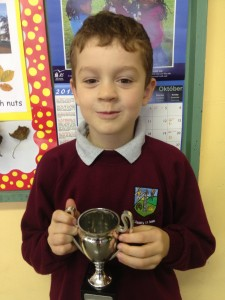 Pupil of the Week 5