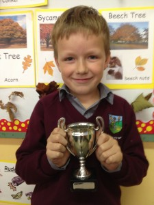 pupil of the week 6