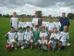 Winners Tuam Hurling National Schools Competition 2014